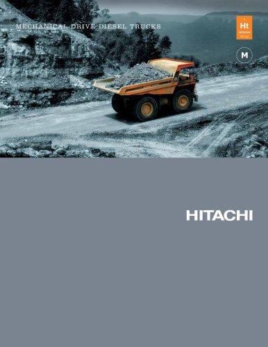 Hitachi Rigid Frame Trucks
