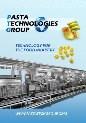 TECHNOLOGY FOR THE FOOD INDUSTRY