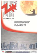 TECNOELETTRA FIREFIGHT PANELS UNI12845 2011
