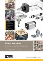 Linear Actuators Platform Catalogue: PDE2612TCUK
