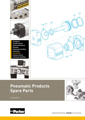 Pneumatic Products Spare Parts