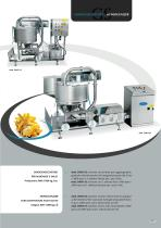 Machine and plants for food industry - 7