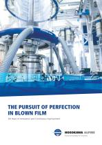 Blown Film Extrusion Technology