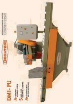 DM1-PU Single-Pass Cropping Machine