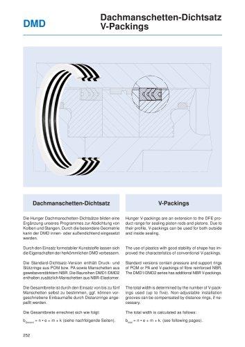 V-Packing, Series DMD 2