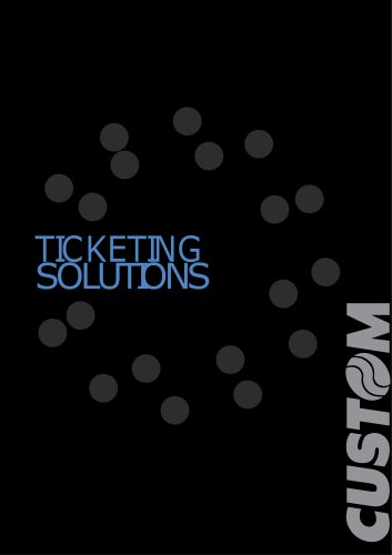 Depliant Ticketing