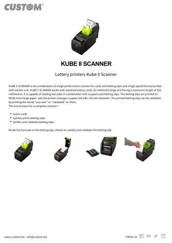 KUBE II SCANNER
