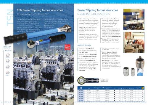TSN Catalogue