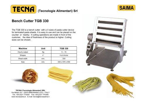 Bench Cutter TGB 330