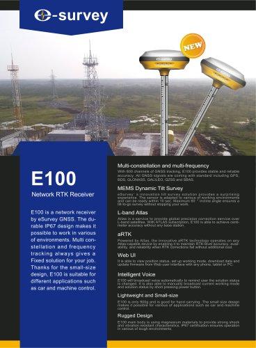 E100 Network RTK Receiver