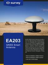 EA203 GNSS Smart Antenna Datasheet