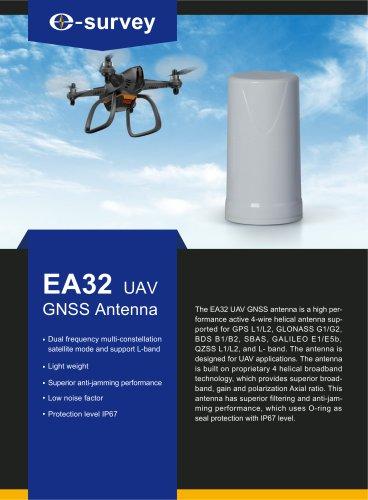 EA32 UAV GNSS Antenna