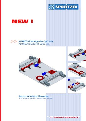 ALUMESS Starter Kit Optic mini