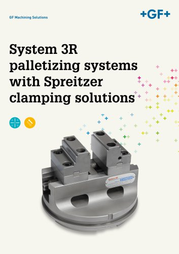 Clamping solutions for system 3R products
