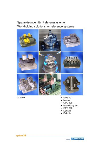 Highlights - clamping devices for reference systems