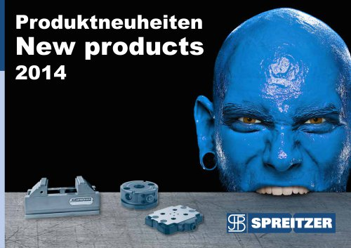 Our new products 2014