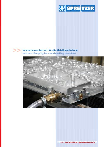 Vacuum clamping technology