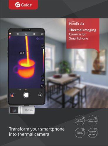 MobIR Air Thermal Imaging Camera for Smartphone