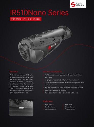 Thermal imager GUIDE IR510 Nano Series