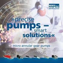 Brochure HNP Mikrosysteme