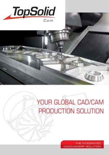 TopSolid'Cam 7.9: a CAD revolution