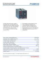 POWER SUPPLIES & APPLIANCES - 2
