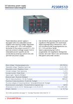 POWER SUPPLIES & APPLIANCES - 3