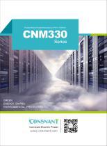 CNM330 Series / Flexible Modular Parallel Redudancy UPS 15 - 1200 KVA