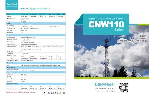 outdoor ups CNW110