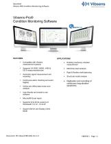 VibsensPro Condition Monitoring Software - 1
