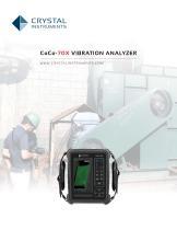 CoCo-70X Vibration Analyzer