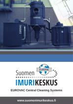 EUROVAC Central Cleaning Systems