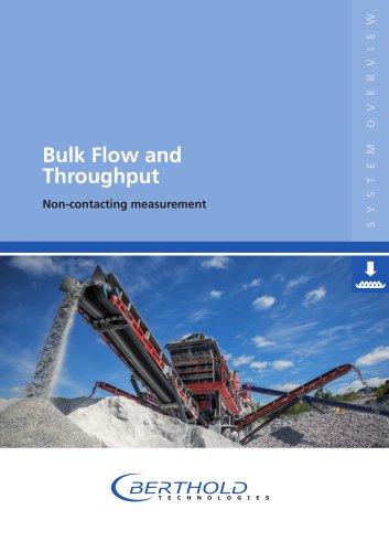 LB472 Bulk Flow Meter