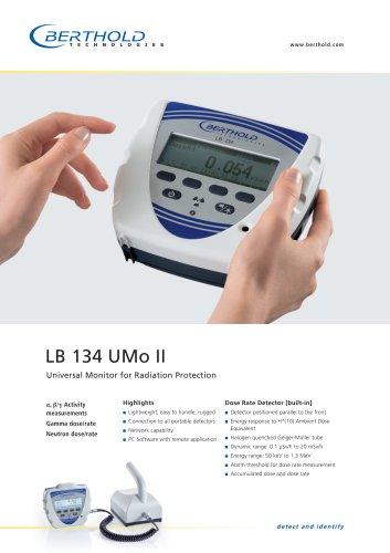 NUMo - LB 134 UMo II