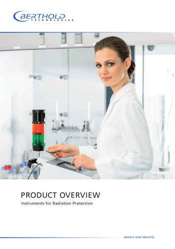 Radiation Protection Instruments