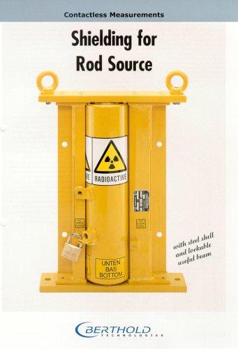 Rod Source Shielding