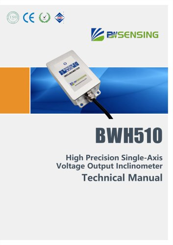 BWSENSING BWH510