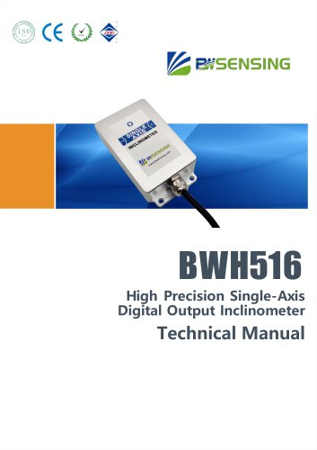 BWSENSING BWH516