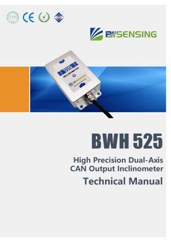 BWSENSING BWH525