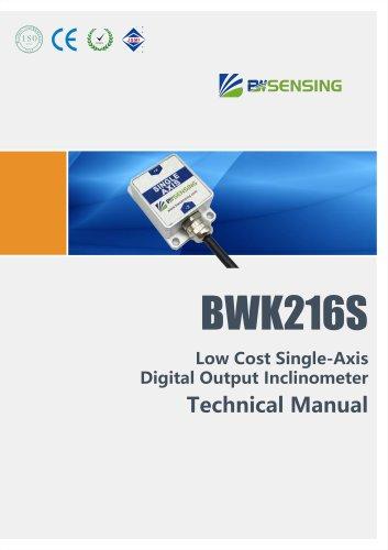 BWSENSING BWK216S