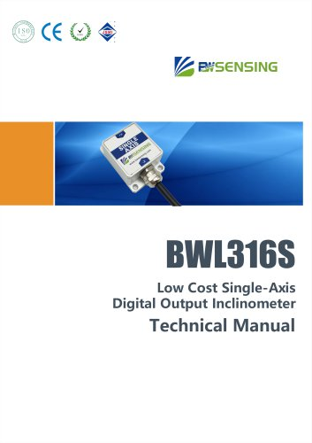 BWSENSING BWL316S
