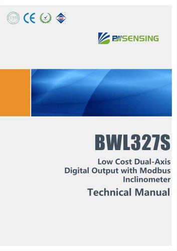BWSENSING BWL327S