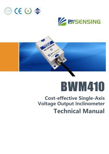BWSENSING BWM410