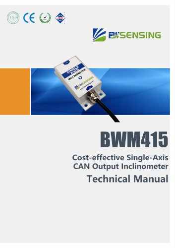 BWSENSING BWM415