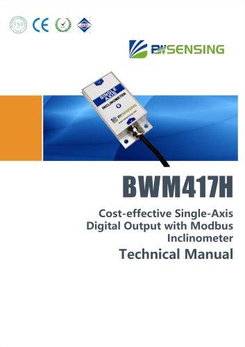 BWSENSING BWM417H