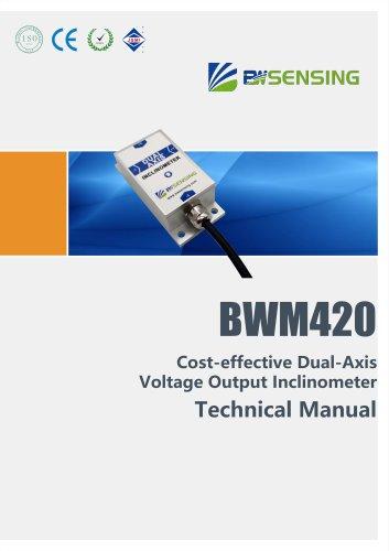 BWSENSING BWM420