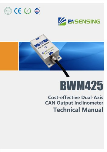 BWSENSING BWM425