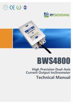 BWSENSING BWS4800 - 1