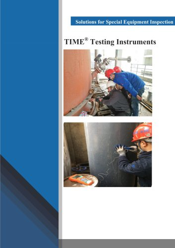 Solutions for Special Equipment Inspection