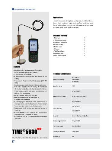 Ultrasonic Hardness Tester TIME5630 (UCI)